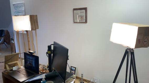 Virtual Leader - studio